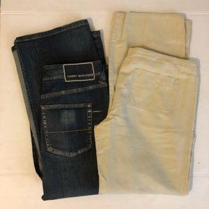 2 for 1 Bundle Tommy Hilfiger Denim Skirt